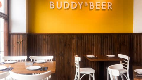Buddy & Beer, Madrid