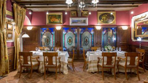 Restaurante Época, Naquera