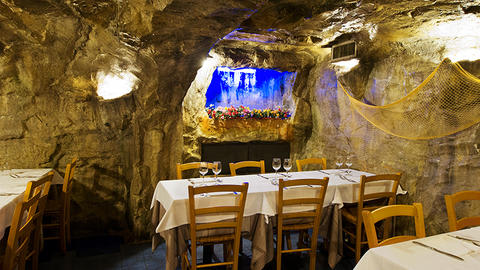 Grotta Azzurra, Rome
