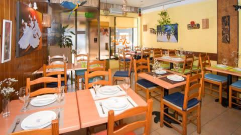 Oxalá Restaurante Baiano, Leça da Palmeira