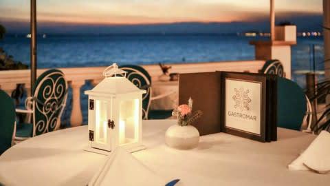GastroMar - Hotel Vistabella, Roses