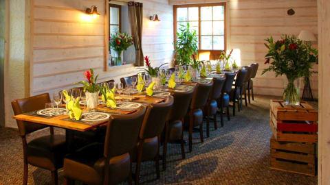 Garden & Cooking, Plan-les-Ouates