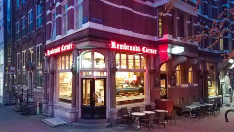 Rembrandt Corner, Amsterdam