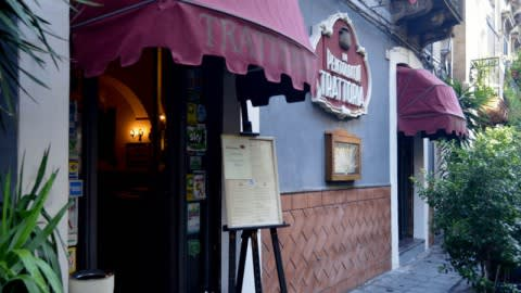 La Pentolaccia, Catania