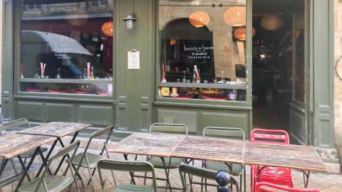Bocca a Bocca, Bordeaux