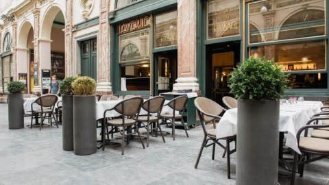 La Taverne du Passage, Brussels