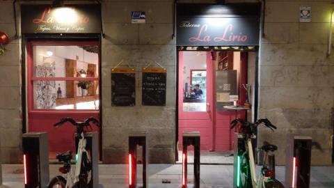 Taberna La Lirio, Madrid