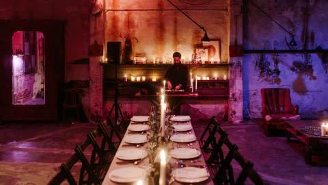 Clandestine Dinner Party Barcelona, Barcelona