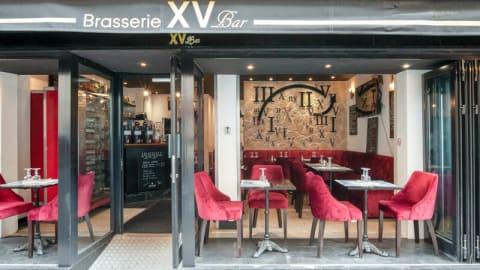XV BAR, Paris