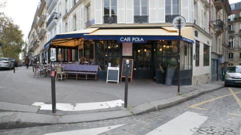 Café Pola, Paris