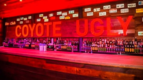 Coyote Ugly Bar, Lisbon