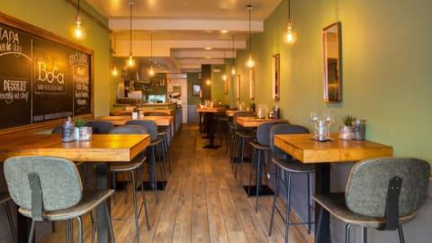 Boca bar kitchen tapa, Haarlem