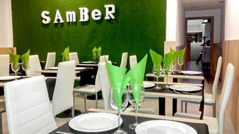 Samber - Atocha, Madrid