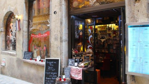 Chez Marcelle, Lyon