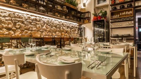 Bottega Sana, Rome