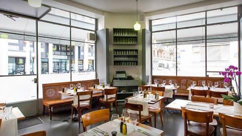 Café des Bains, Genève
