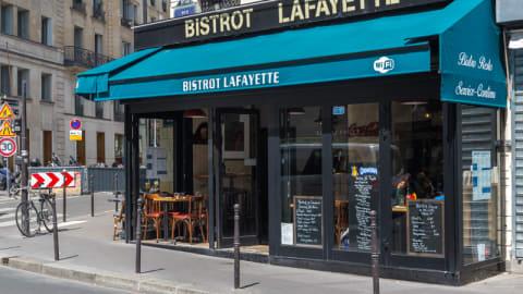 Bistrot Lafayette, Paris