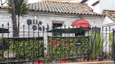 Mile Café, Bogotá