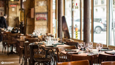 Le Bistrot Gourmand, Paris