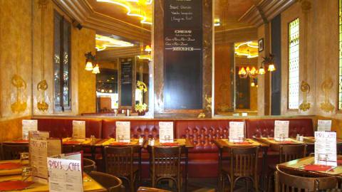 Le Comptoir Parisien, Paris