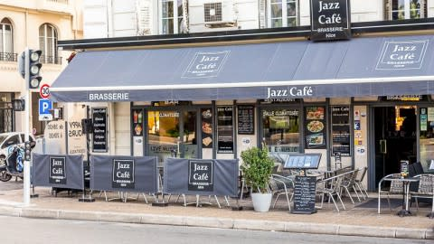 Jazz Café Brasserie Pizzeria, Nice