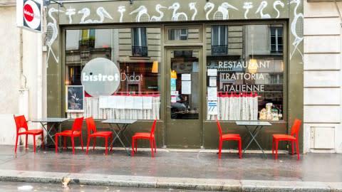 Bistrot Didot, Paris
