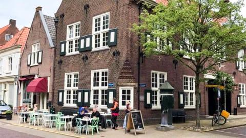 Vesting Restaurant, Naarden