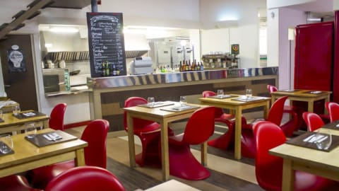 Cinc restaurant, Santa Coloma de Gramenet