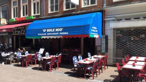 Pizzeria O Sole Mio, Amsterdam