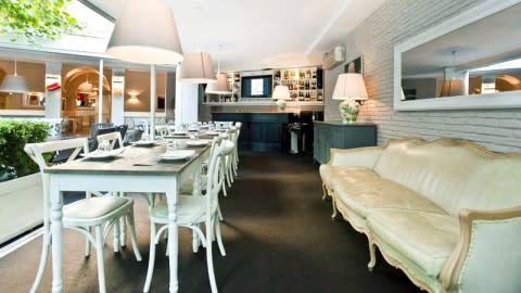Met Concept Restaurant, Rome
