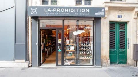 La Prohibition, Paris