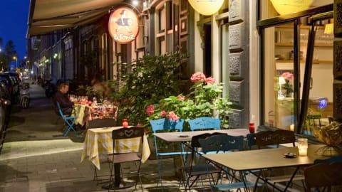 Restaurant Marius, Amsterdam
