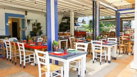 Restaurante Mar i Vent - Parador de Aiguablava, Begur
