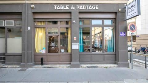 Table et Partage, Lyon