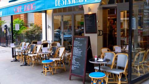 Café Zadig, Paris