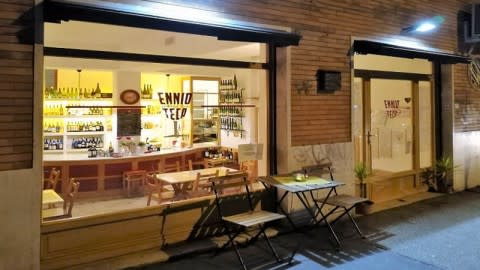 Ennioteca, Rome