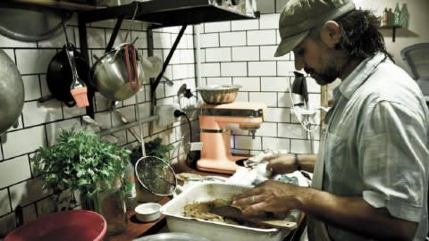 Hoy Cocina El Capitán, Buenos Aires