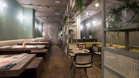 New York Burger - Miguel Ángel, Madrid