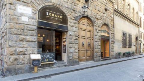 Sgrano, Florence