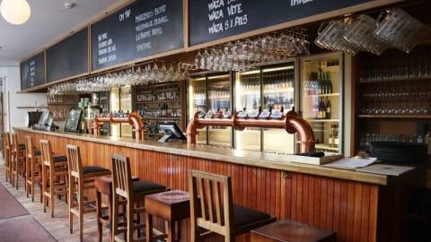 Waza Restaurang & Bryggeri, Stockholm