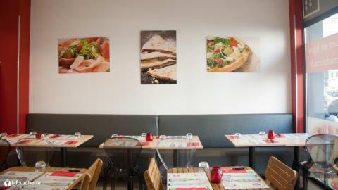 Mozz'art Pizza, Marseille