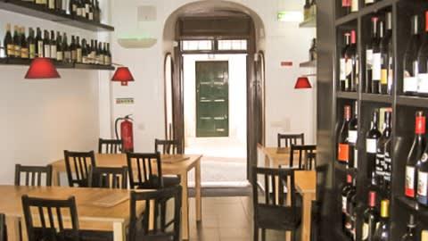 BA Wine Bar do Bairro Alto, Lisbon