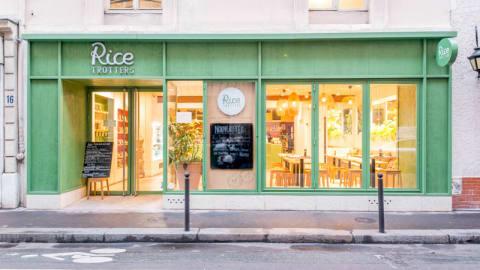 Rice Trotters, Paris