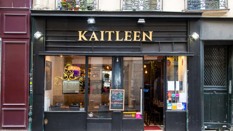 Kaitleen, Paris