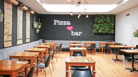 Pizza Heart Bar, Amsterdam