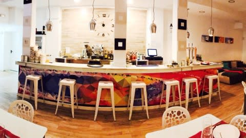 FAB - Food and Art Bistro, Valencia