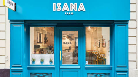 ISANA, Paris