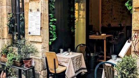 Au Couvent, Bordeaux