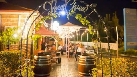 Boca Chica Bar, Modbury