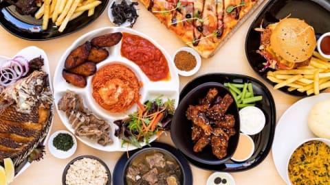 My Place Bar & Restaurant, Perth